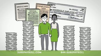 SurePayroll TV Spot, 'Household Employee Taxes'