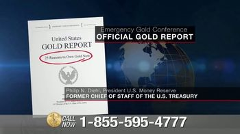 U.S. Money Reserve TV Spot, 'The Complete Guide to Buying Gold' - Thumbnail 2