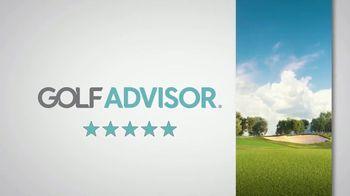 GolfAdvisor.com TV Spot, 'Courses Near You' - Thumbnail 2
