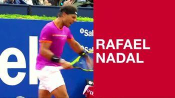 Tennis Channel Plus TV Spot, 'ATP Barcelona'