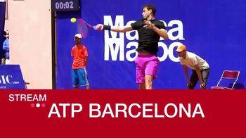 Tennis Channel Plus TV Spot, 'ATP Barcelona' - Thumbnail 8