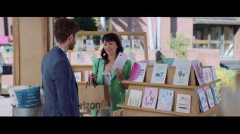 Verizon TV Spot, 'Mother's Day: Card' Featuring Thomas Middleditch - Thumbnail 5