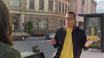 Sprint TV Spot, 'Paul the Movie: LG V30+' - 1203 commercial airings