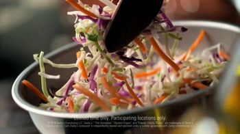 Zaxby's Zensation Zalad TV Spot, 'Motivation' - Thumbnail 9