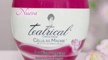 Teatrical Células Madre Antiarrugas TV Spot, 'Sin temor' [Spanish] - Thumbnail 4