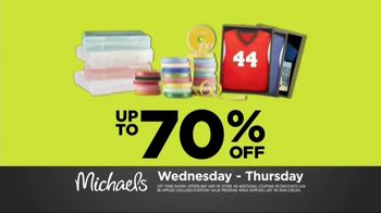 Michaels Spring Black Friday Sale TV Spot, 'Save Time, Buy Online' - Thumbnail 5