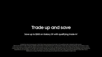 Samsung Galaxy S9 TV Spot, 'Remix Your Everyday: Trade up and Save' - Thumbnail 10