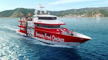KFC Crispy Colonel Sandwich TV Spot, 'Bossa Crispy' Feat. George Hamilton - Thumbnail 1