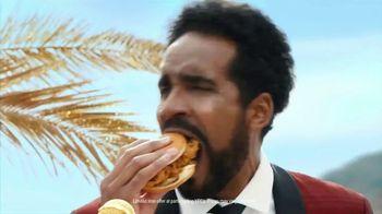 KFC Crispy Colonel Sandwich TV Spot, 'Bossa Crispy' Feat. George Hamilton - Thumbnail 10