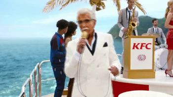 KFC Crispy Colonel Sandwich TV Spot, 'Bossa Crispy' Feat. George Hamilton - Thumbnail 2