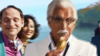 KFC Crispy Colonel Sandwich TV Spot, 'Bossa Crispy' Feat. George Hamilton - Thumbnail 6