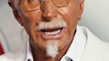 KFC Crispy Colonel Sandwich TV Spot, 'Bossa Crispy' Feat. George Hamilton - Thumbnail 8