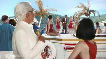 KFC Crispy Colonel Sandwich TV Spot, 'Bossa Crispy' Feat. George Hamilton - Thumbnail 9