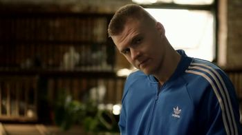 BODYARMOR TV Spot, 'Thanks ...' Featuring Kristaps Porziņģis - 1 commercial airings