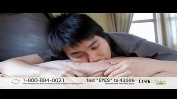 The LASIK Vision Institute TV Spot, 'Stop Dreaming About Better Vision' - Thumbnail 1