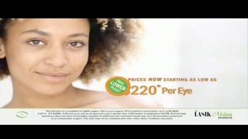 The LASIK Vision Institute TV Spot, 'Stop Dreaming About Better Vision' - Thumbnail 2