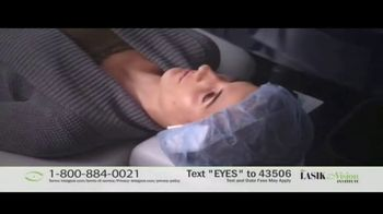 The LASIK Vision Institute TV Spot, 'Stop Dreaming About Better Vision' - Thumbnail 5