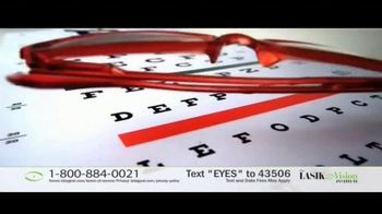 The LASIK Vision Institute TV Spot, 'Stop Dreaming About Better Vision' - Thumbnail 6