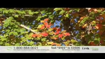 The LASIK Vision Institute TV Spot, 'Stop Dreaming About Better Vision' - Thumbnail 8