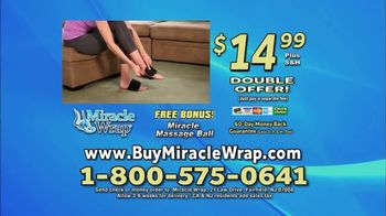 Miracle Wrap TV Spot, 'Hot or Cold Therapy' - Thumbnail 10