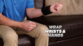 Miracle Wrap TV Spot, 'Hot or Cold Therapy' - Thumbnail 8
