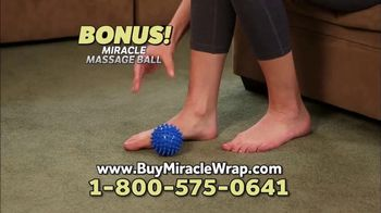 Miracle Wrap TV Spot, 'Hot or Cold Therapy' - Thumbnail 9