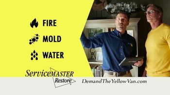 ServiceMaster Clean TV Spot, 'Restore Peace of Mind' - Thumbnail 1