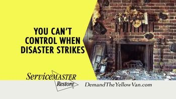 ServiceMaster Clean TV Spot, 'Restore Peace of Mind' - Thumbnail 3