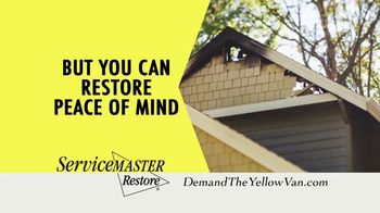 ServiceMaster Clean TV Spot, 'Restore Peace of Mind' - Thumbnail 4