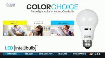 Feit Electric Intellibulb ColorChoice LED Light Bulb TV Spot, 'Three' - Thumbnail 1