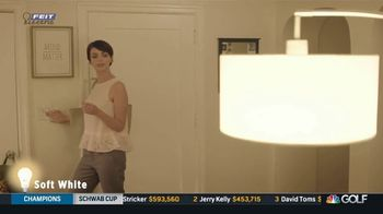 Feit Electric Intellibulb ColorChoice LED Light Bulb TV Spot, 'Three' - Thumbnail 3