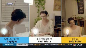 Feit Electric Intellibulb ColorChoice LED Light Bulb TV Spot, 'Three'