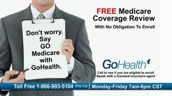 GoHealth TV Spot, 'Getting the Most' - Thumbnail 2
