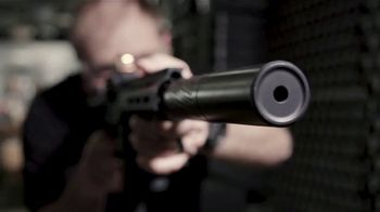 Hornady Sub-X Subsonic Ammunition TV Spot, 'Reliable Expansion'