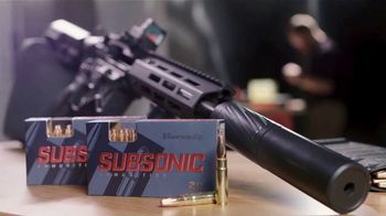 Hornady Sub-X Subsonic Ammunition TV Spot, 'Reliable Expansion' - Thumbnail 9