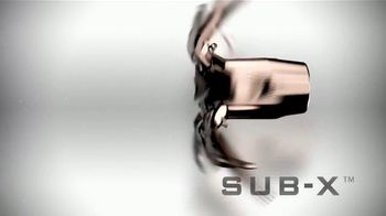 Hornady Sub-X Subsonic Ammunition TV Spot, 'Reliable Expansion' - Thumbnail 7