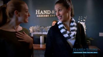 Hand and Stone TV Spot, 'Overtime' - Thumbnail 6