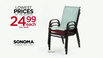 Kohl's Lowest Prices of the Season TV Spot, 'Tees and Chairs' - Thumbnail 5
