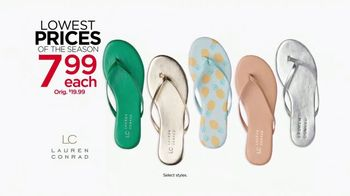 Kohl's Lowest Prices of the Season TV Spot, 'Polos, Flip Flops and Kitchen'