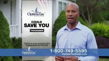 Optima Tax Relief TV Spot, 'Get Your Life Back' - Thumbnail 4
