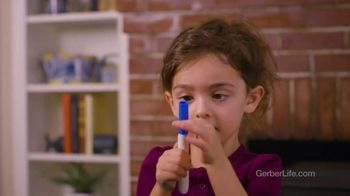 Gerber Life Insurance TV Spot, 'Your Little Artist Finds a Canvas Anywhere' - Thumbnail 1