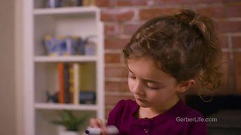 Gerber Life Insurance TV Spot, 'Your Little Artist Finds a Canvas Anywhere' - Thumbnail 2