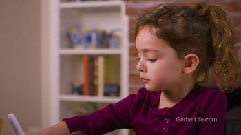 Gerber Life Insurance TV Spot, 'Your Little Artist Finds a Canvas Anywhere' - Thumbnail 3
