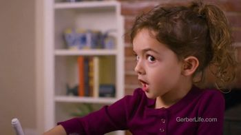 Gerber Life Insurance TV Spot, 'Your Little Artist Finds a Canvas Anywhere' - Thumbnail 4