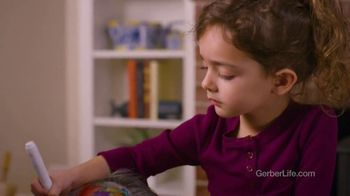 Gerber Life Insurance TV Spot, 'Your Little Artist Finds a Canvas Anywhere' - Thumbnail 5