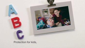 Gerber Life Insurance TV Spot, 'Your Little Artist Finds a Canvas Anywhere' - Thumbnail 8