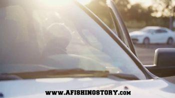 A Fishing Story TV Spot, 'Official Gear' - Thumbnail 10