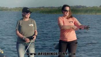 A Fishing Story TV Spot, 'Official Gear' - Thumbnail 7