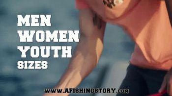 A Fishing Story TV Spot, 'Official Gear' - Thumbnail 8