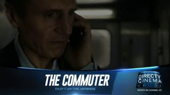 DIRECTV Cinema TV Spot, 'The Commuter' - Thumbnail 2